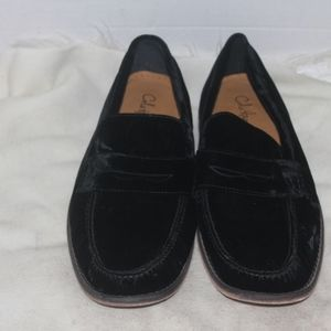 Cole Haan Size 13 Mens Black Suede Loafers